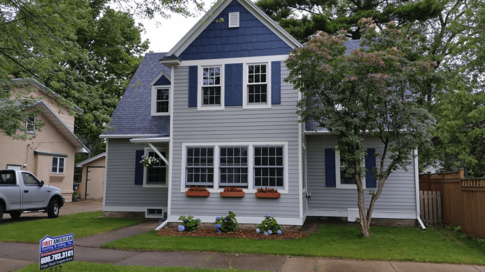Siding | Vinyl Siding/LP SmartSide | First American Roofing