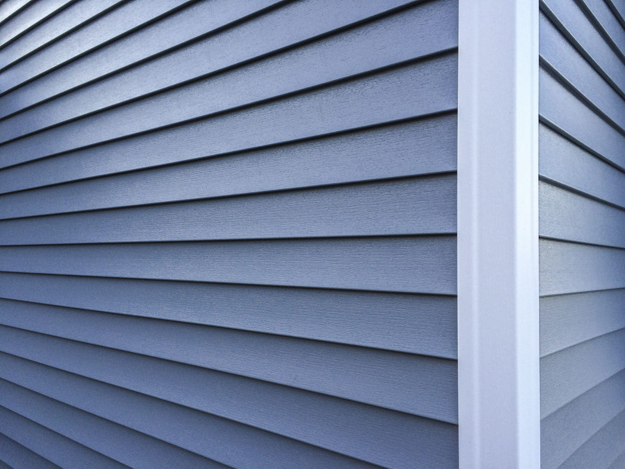 types of siding: insulated vinyl