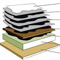 roofing materials bur