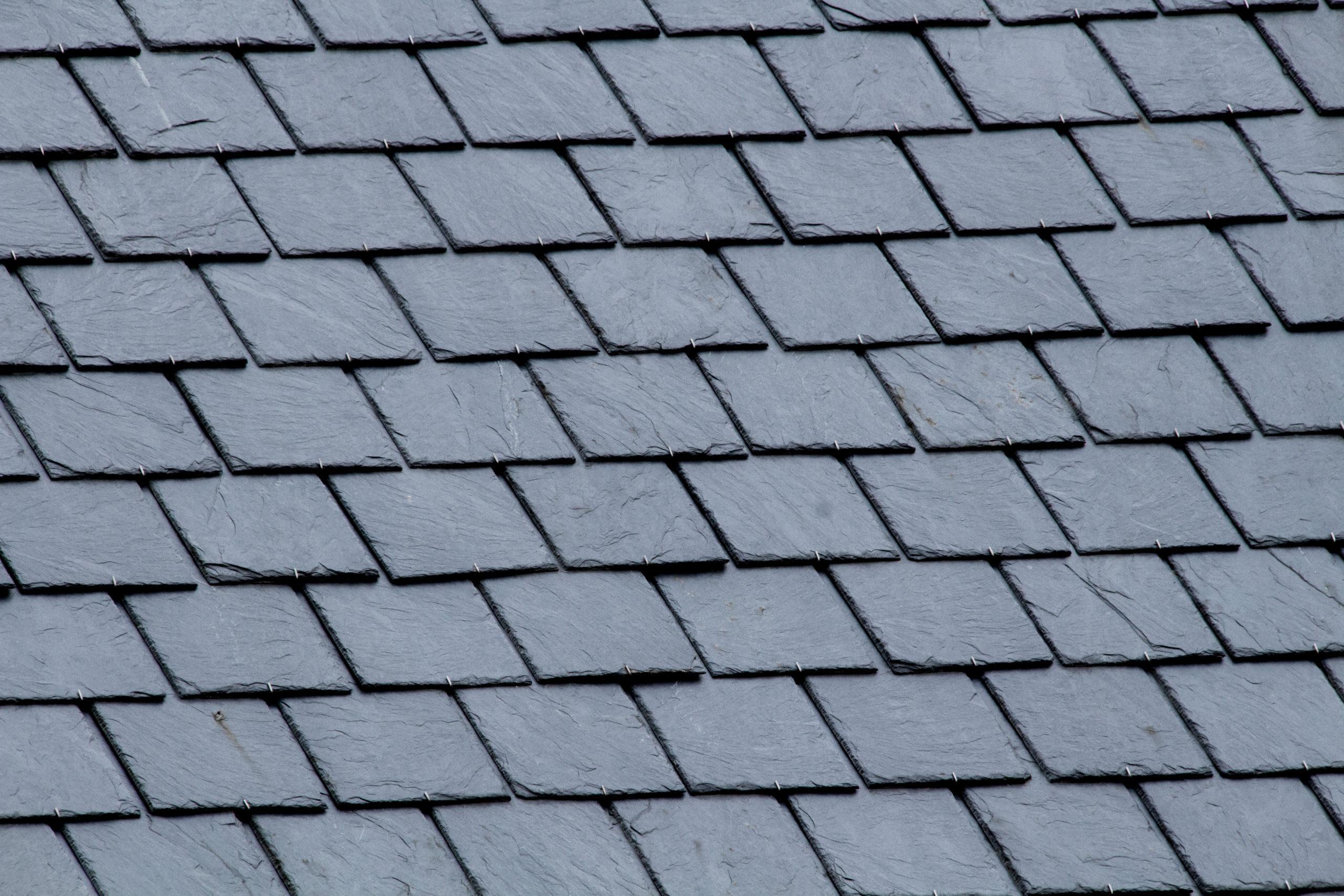 slate tile roof