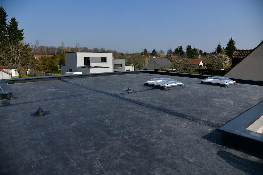 membrane roof penetrations
