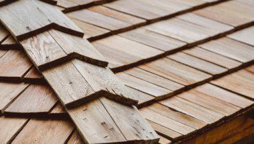 new cedar shake roof