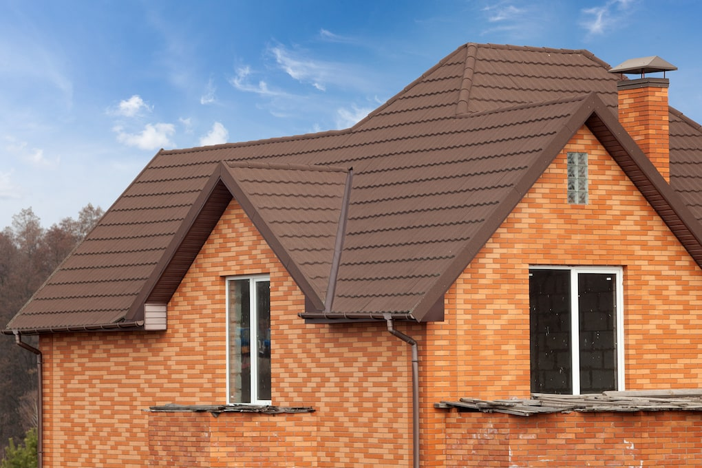 stone-coated steel roofing